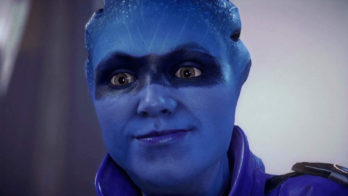 Have Mass Effect Andromedas Graphics Been Downgraded? 731 peebee3wsr8
