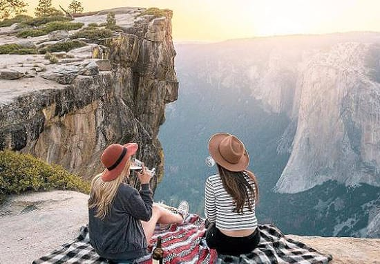 This Company Will Pay You £24k To Travel The World With Your Mate