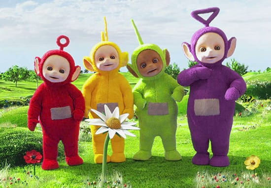 Here Are All The People Who Played The Teletubbies