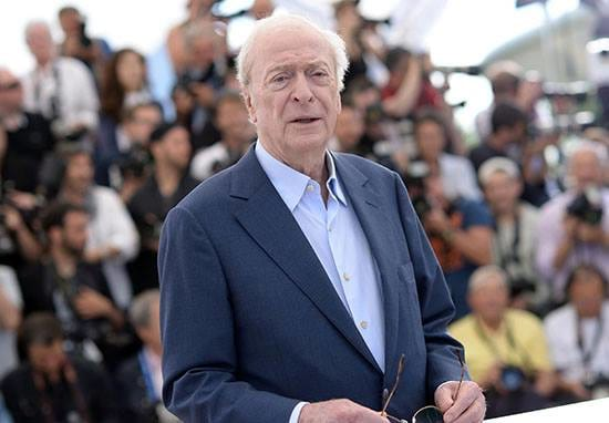 Sir Michael Caine Reveals That His 'Days Are Numbered'
