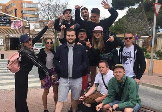 Guy Pulls Out Of Holiday So Group Invites Stranger With Same Name Instead