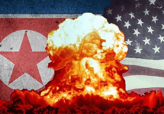 North Korea Threatens America With 'Super-Mighty Preemptive Strike'