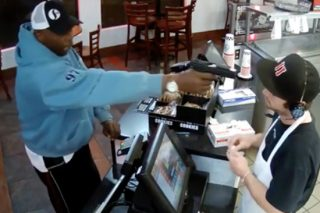 Cashier Held At Gunpoint Explains His Incredibly Cool Reaction