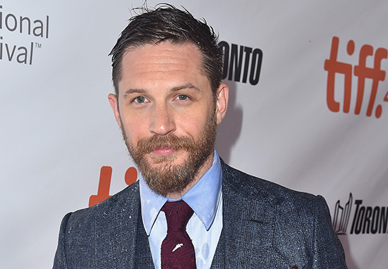 Tom Hardy Goes Full Badass And Chases Down Moped Thief In The Street