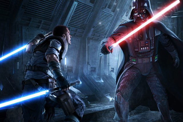 Star Wars The Force Unleashed 3 Prototype Footage Emerges Online