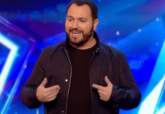 Here's The Exact Moment Britain's Got Talent Magicians Did Their T-Shirt Trick
