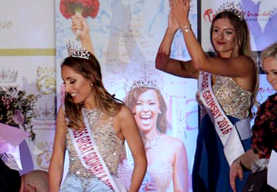 Journalist Reporting On Beauty Competition Ends Up Winning It