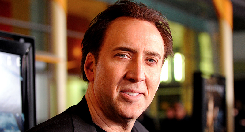 Nicolas Cage Rushed For Emergency Surgery After Freak Accident nic