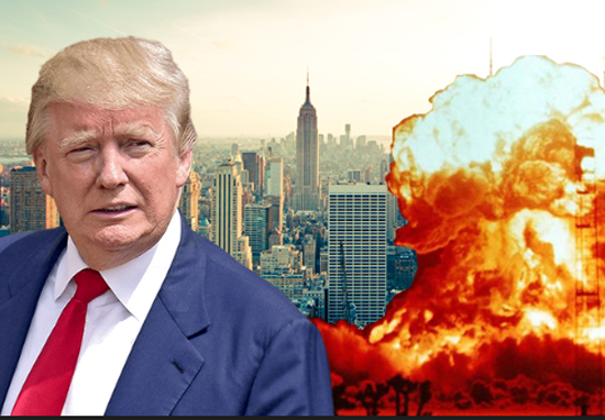U.S Government To 'Simulate' Massive Nuclear Blast Over New York This Week